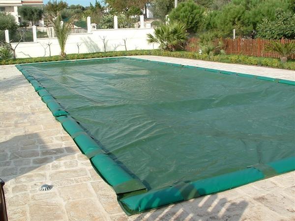 coperture invernali per piscine chemical pools