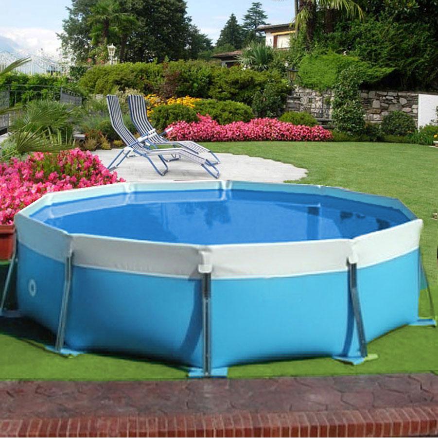 Manutenzione piscine milano pulizia piscine milano chemical pools - Pulizia piscina fuori terra ...